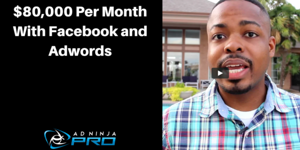 $80,000 Per Month With Facebook Ads and Google Adwords Case-Study